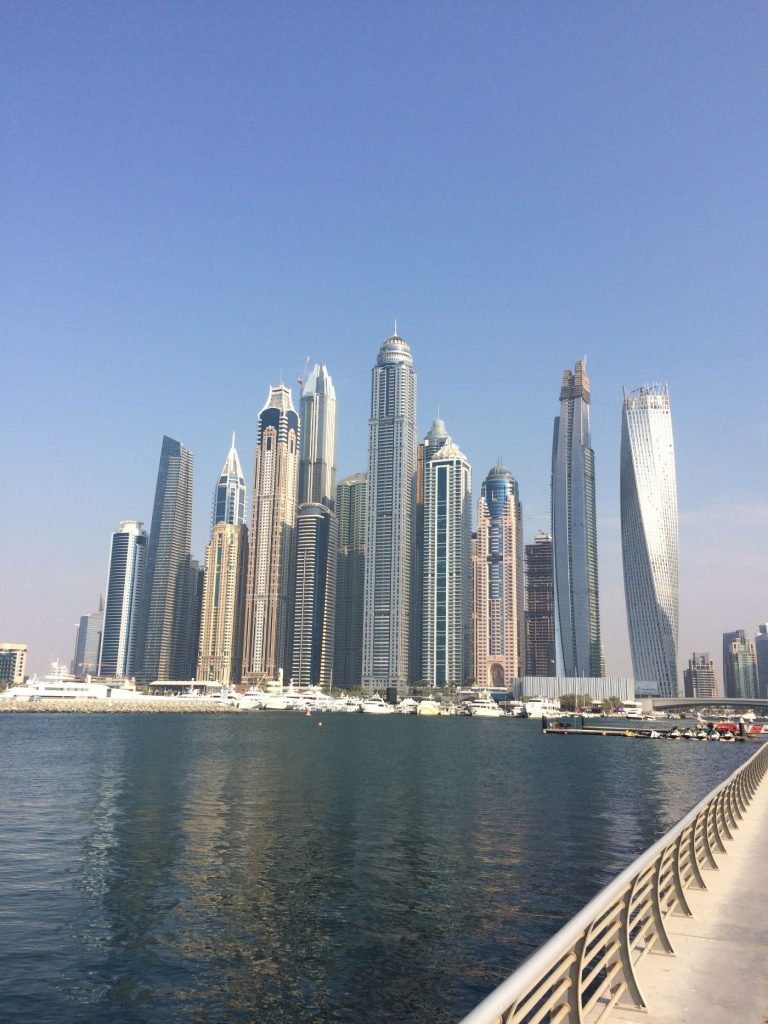 Places of interest in Dubai - What you have to see - One Second